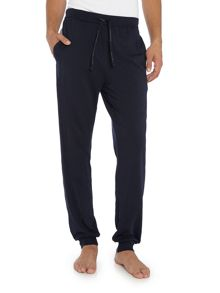 Hugo Boss Drawstring Logo Cuffed Loungepants
