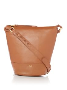 Dickins & Jones Eve bucket crossbody