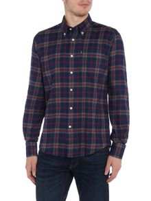 Barbour Seth long sleeve checked shirt