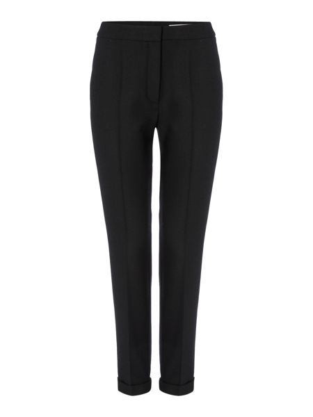 Hugo Boss Tiluna1 Wool Smoking Tuxedo Trousers