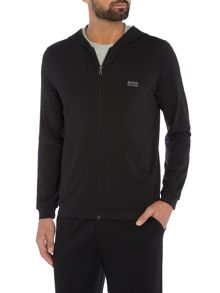 Hugo Boss Hooded zip through jacket
