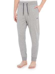 Hugo Boss Brushed Drawstring Cuffed Jogging Bottoms