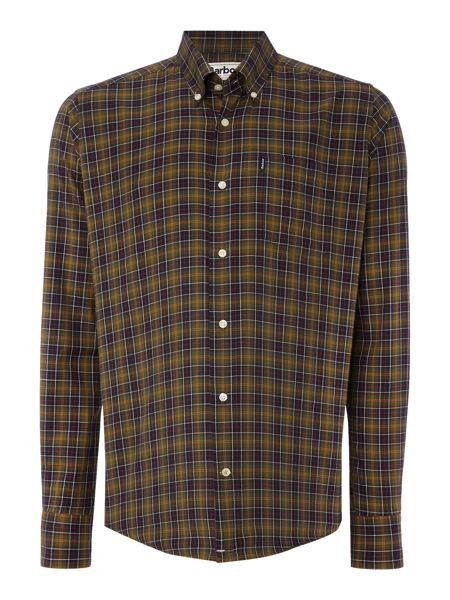Barbour Malcom long sleeve shirt