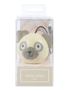 KitSound Mini buddy pug speaker