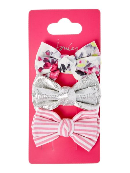 Joules Girl`s Hair Accessories Bow