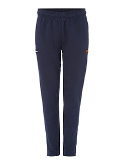 Logo cuffed jogging bottoms
