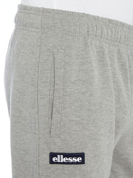 Ellesse Logo cuffed jogging bottoms