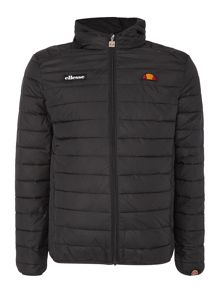 Ellesse Zip up padded hooded jacket