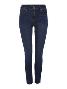 Donna Ida Rizzo high rise ankle skinny jean