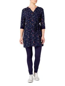 Dickins & Jones Elsa Boat Print Tunic