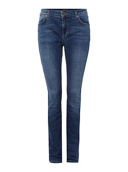 Downtown Dazzler relaxed skinny jean