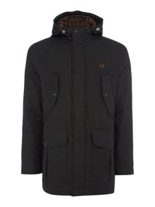 Fred Perry Portwood parka jacket