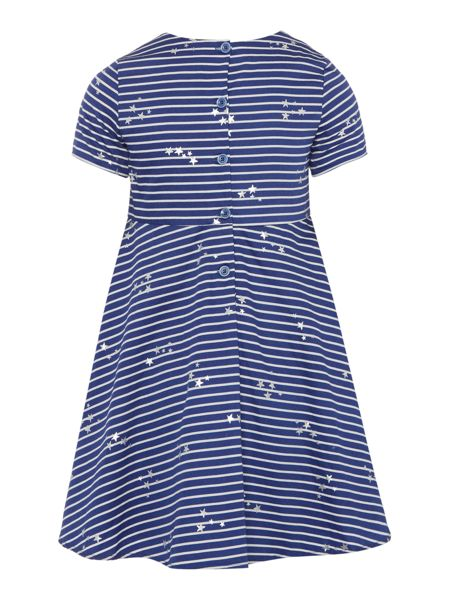 Joules Girls Dress Short Sleeve