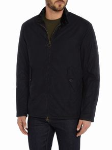 Barbour Elgin waxed jacket