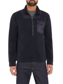 Barbour Fairmond half zip fleece