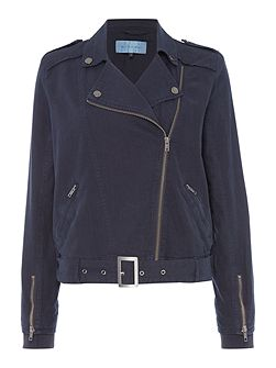 Soft Shore Biker Jacket