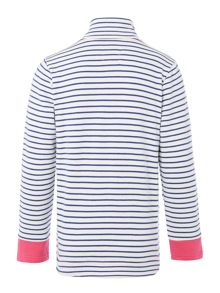 Joules Girl`s Sweat Long Sleeve Zip