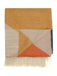 Living by Christiane Lemieux Novo weave throw throw