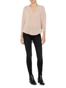Label Lab Ellery cocoon top
