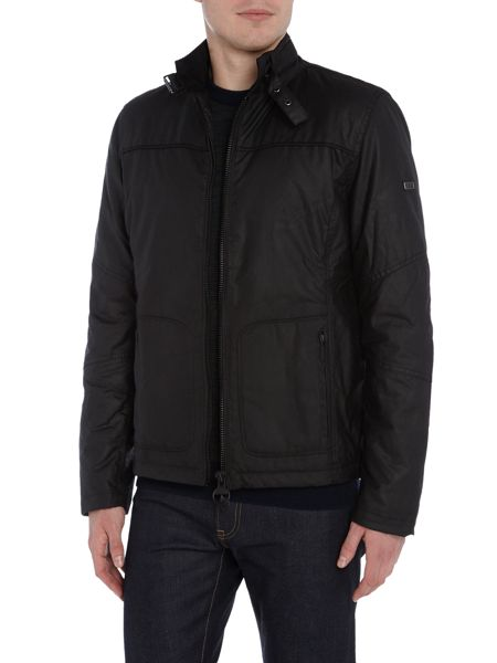 Barbour Winter track waxed jacket