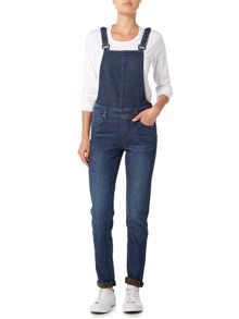 Donna Ida Eliza relaxed skinny dungaree
