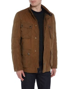 Barbour Crank waxed jacket