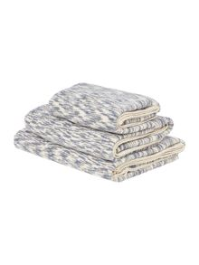 Gray & Willow Marble effect towel
