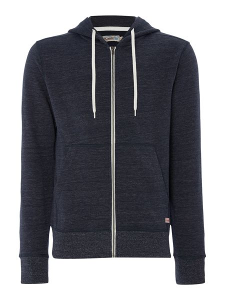 Jack & Jones Hooded Zip-Through Jumper