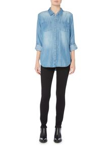 Maison De Nimes Pacific Denim Shirt