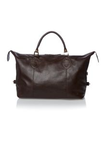 Barbour Leather Travel Explorer