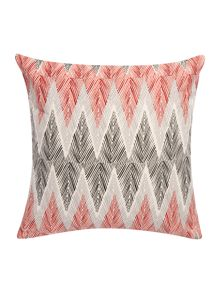 Linea Ioni chevron cushion