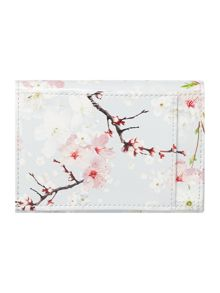 Ted Baker Kane blossom small flapover purse