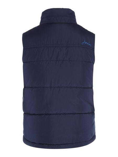 Joules Boy`s Padded Gilet