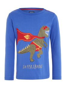 Joules Boy`s Long Sleeve T-Shirt