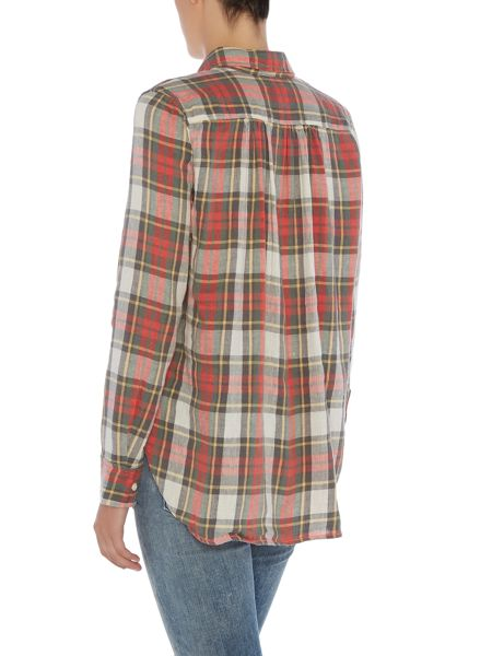 Denim and Supply Ralph Lauren Long sleeve plaid shirt