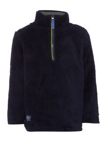 Joules Boys Fleece Sweat Top
