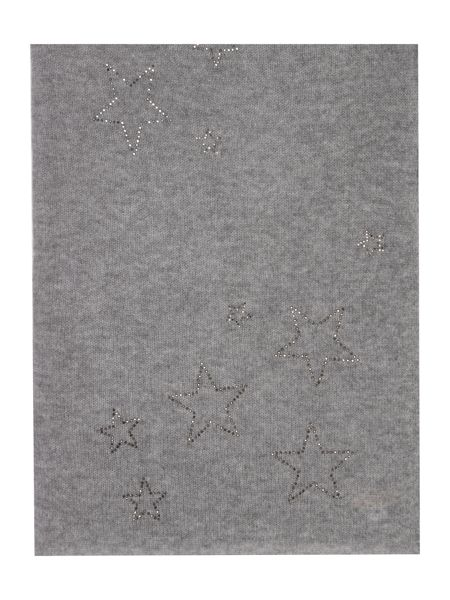 Repeat Cashmere Star scarf