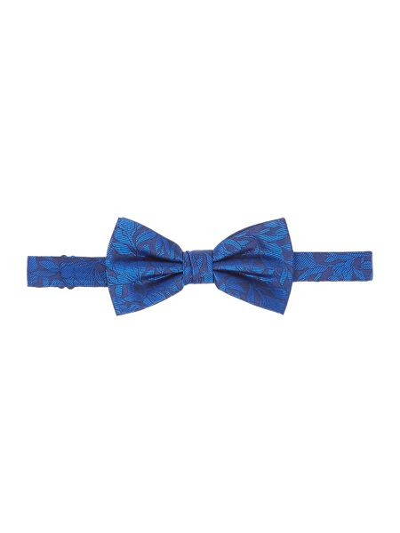 Kenneth Cole Bleeker Geo Silk Bow Tie