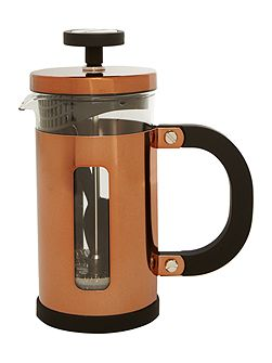 Origins pisa cafetiere 3 cup, copper