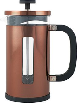 Origins pisa cafetiere 8 cup, copper