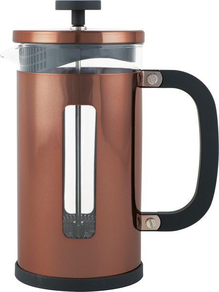 La Cafetiere Origins pisa cafetiere 8 cup, copper