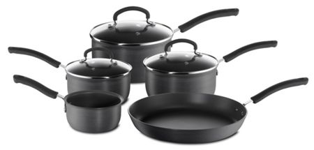 Tefal Inspire 5pc pan set