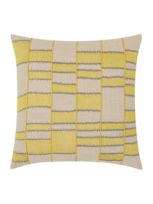 Linea Taos block design cushion