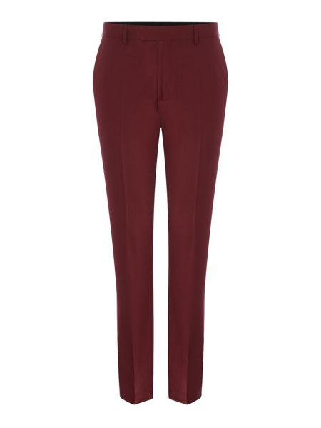 Farah Millbank Skinny Fit Suit Trousers