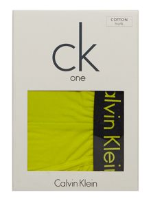 Calvin Klein Cotton CK Glow Trunk