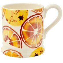Emma Bridgewater Oranges 1/2 pint mug