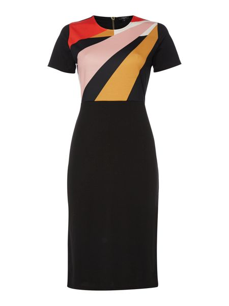 Therapy Veda Colourblock Dress