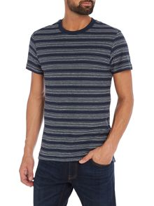 Jack & Jones Stripe Crew-Neck T-Shirt