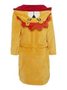 Joules Boys Character Dressing Gown