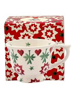 Christmas Tea Cup Christmas Decoration